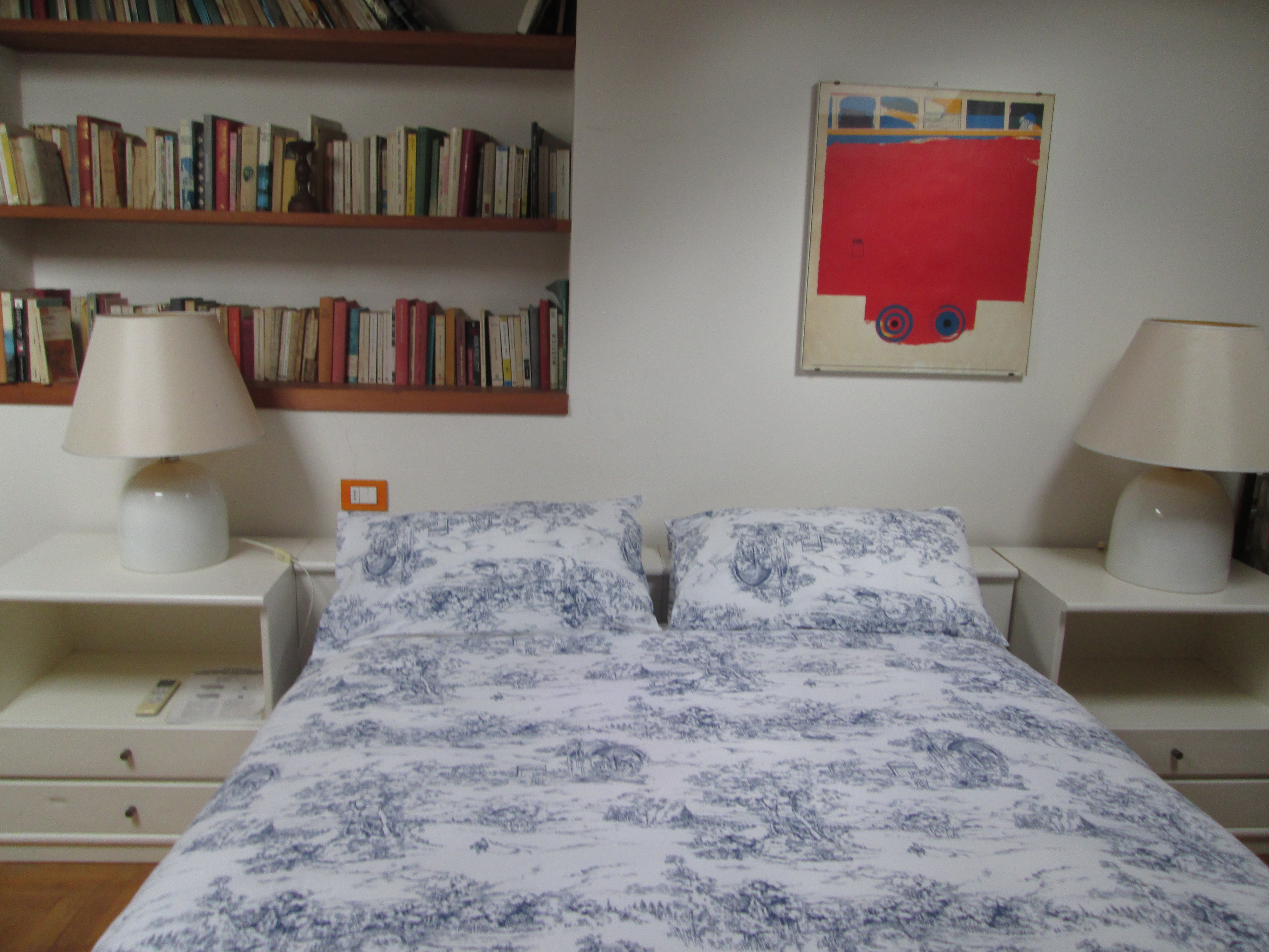 Firenze matrimoniale 3 bed and breakfast le ortensie - Letto matrimoniale in tedesco ...